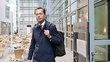 Gute Sozialprognose: Middelhoff kommt frei