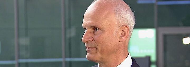 """Carl-Ludwig Thiele zu Kryptowährungen: """"Niemand dahinter, den man in Haftung nehmen kann"""""""