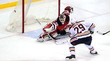 Der Sport-Tag: Draisaitl schießt Oilers zum Last-Minute-Sieg