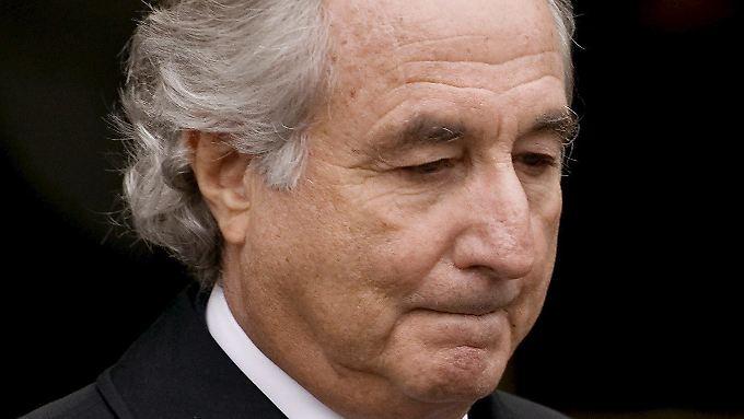 Bernard Madoff wurde 2009 zu 150 Jahren Haft verurteilt.