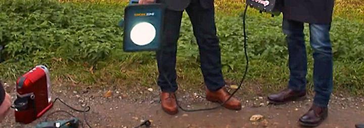 n-tv Ratgeber: Start-up entwickelt mobilen grünen Strom