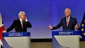 14-Tage-Frist für Großbritannien: EU reißt in Brexit-Verhandlungen der Geduldsfaden