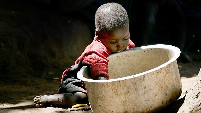 Laut Save the Children erleben 80 Prozent der Kinder, die an einer Lungenentzündung sterben, nicht einmal ihren zweiten Geburtstag.