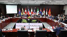 Größtes Handelsabkommen: TPP-Staaten machen ohne Trump weiter