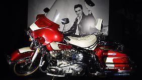 Eine Harley sagt mehr als 1000 Dollar.
