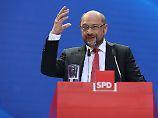 """Schulz: """"Jeder Zeit"""": SPD ist bereit für Neuwahlen"""