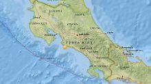 Erdstoß am Pazifischen Feuerring: Beben erschüttert Costa Rica