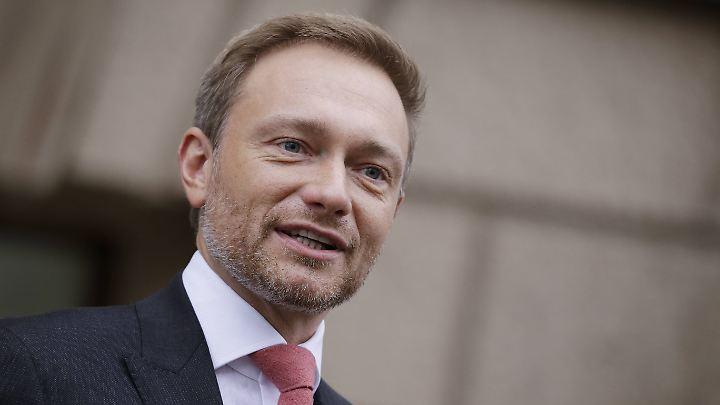 Die FDP, hier Parteichef Christian Lindner, ist noch nicht zufrieden. Die anderen Parteien allerdings auch nicht.