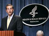 Neuer US-Gesundheitsminister: Trump macht sich für Pharma-Manager stark