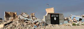 Terrormiliz IS vor dem Aus: Das Kalifat ist am Ende - was kommt jetzt?