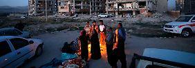 Keine Hoffnung auf Überlebende: Behörden beenden Rettungseinsätze im Iran