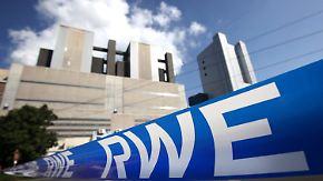 Sorge um Kohlekraftwerke: RWE peilt Milliardengewinn an