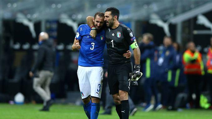 """SPÄTER_Rolf Niebuhr zu Italiens WM-Aus: SPÄTER_""""Italien-Fluch bleibt Deutschland erspart"""""""