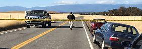 Täter von Polizei erschossen: Fünf Tote bei Amoklauf in Kalifornien