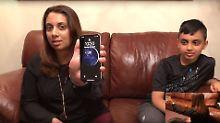 Face ID sehr tolerant: Zehnjähriger entsperrt iPhone X der Mutter