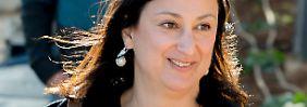 Mord an Daphne Caruana Galizia: Malta liefert keine Antworten