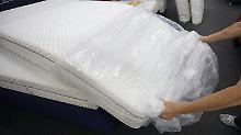 Ekelerregend oder unbedenklich?: Matratzen-Streit landet vor EuGH