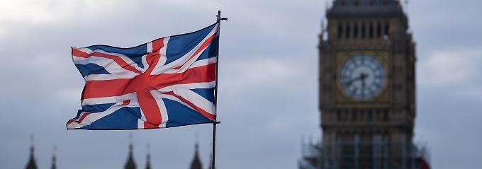 Britische Inflation hält im Januar überraschend Drei-Prozent-Marke.