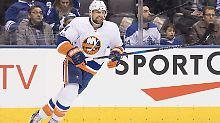 Eishockey-Star nur noch Ersatz: Seidenbergs Zeit in der NHL schmilzt dahin