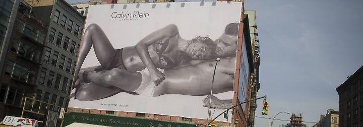 """""""König der Unterwäsche"""" wird 75: So nah wie Calvin Klein kam uns kaum einer"""