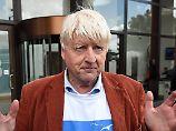 Der Tag: Boris Johnsons Vater geht ins Dschungelcamp