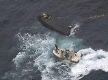 Vor Küste in Seenot geraten: Japaner retten drei Nordkoreaner