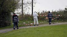 In Tamm wurde eine weibliche Leiche gefunden.