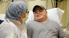Erste Gen-Scheren im Körper: Morbus-Hunter-Patient bekommt Gentherapie