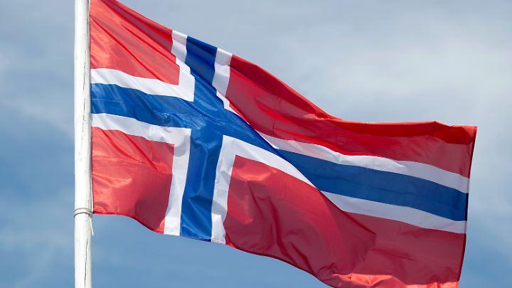 Norwegen ist Westeuropas größter Ölproduzent.
