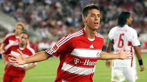 Wechsel im Winter?: Sandro Wagner will zum FC Bayern