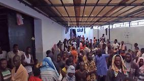 Misshandlung, Verstümmelung, Tod: Schlepper verkaufen Flüchtlinge als Sklaven