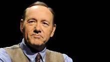 Ermittlungen am Theater: 20 Aussagen gegen Kevin Spacey