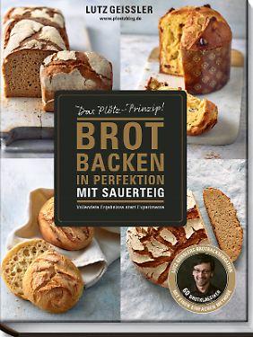 """""""Brot backen in Perfektion"""" ist eine Offenbarung für jedermann."""