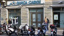 Der Börsen-Tag: Carige-Flop belastet weiter Italiens Banken