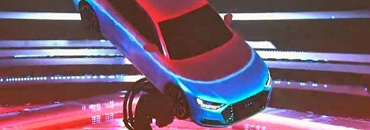 Neue Oberklassen-Generation: Audi A8 soll die Konkurrenz in den Schatten stellen