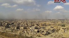 Der Tag: IS-Anschlag auf Flüchtlingslager in Syrien - Viele Tote
