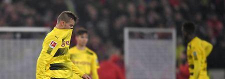 """""""Sieht einfach scheiße aus"""": Dortmund klemmt im Krisenmodus fest"""