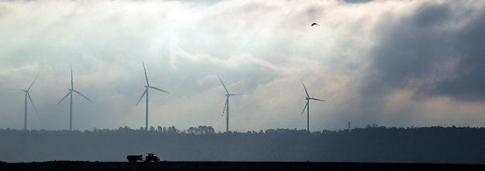20 Prozent mehr als im Vorjahr: Der Anteil der Erneuerbaren Energien steigt.