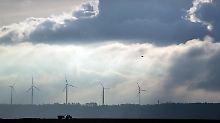 Vorjahreswert übertroffen: Herbststürme veredeln Ökostrombilanz