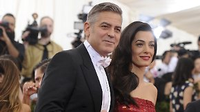 Promi-News des Tages: Sagt George Clooney Hollywood bald Adieu?
