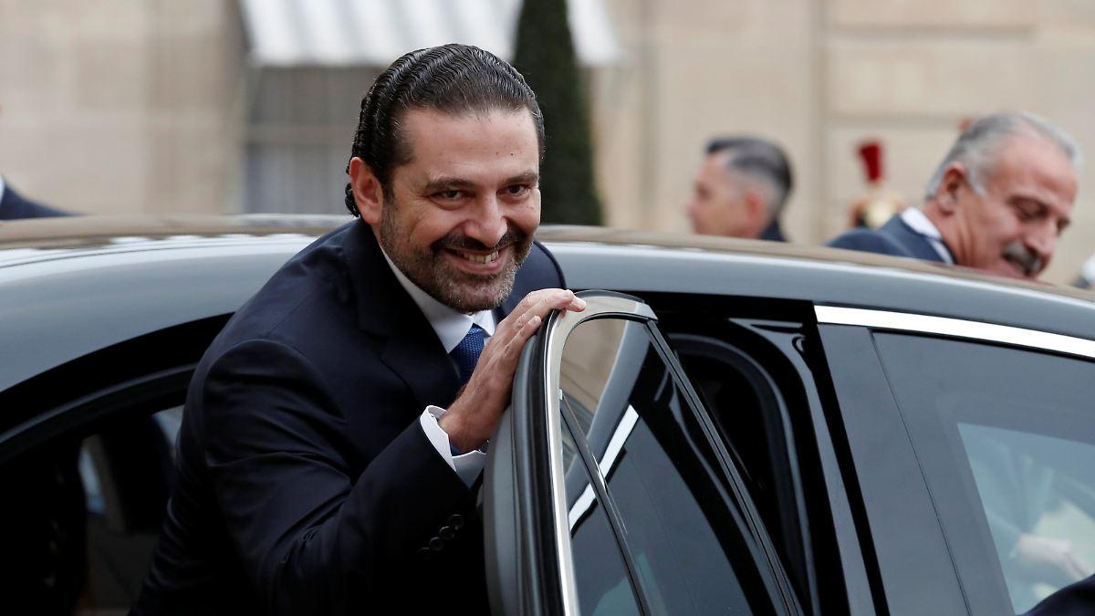 Hariri kündigt Rückkehr an