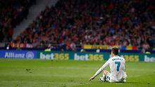 Keine Tore in der Hauptstadt: Real und Atletico lassen Barca ziehen