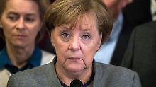 """Presseschau zu Jamaika-Aus: Merkel erlebt ihre bislang """"schwerste Krise"""""""