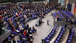 Auch ohne endgültige Regierung: Bundestag könnte Jamaika-Vereinbarungen verwirklichen
