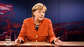 """Bundeskanzlerin Angela Merkel betonte: """"Ich habe das getan, was ich konnte, und wie gesagt, wir waren auch wirklich vorangekommen."""""""