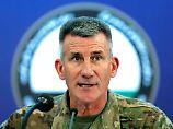 Der Tag: USA: Müssen 80 Prozent Afghanistans kontrollieren