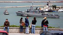 """Uhr für U-Boot """"San Juan"""" tickt: Helfer bereiten Rettung am Meeresgrund vor"""