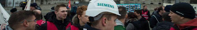Der Börsen-Tag: 17:25 Wirtschaftsminister laden Siemens vor