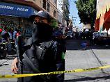 Blutigstes Jahr jüngerer Zeit: Mexiko zählt schon jetzt 23.968 Morde