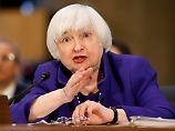 """Teuerung sollte zulegen - oder?: Yellen ist beim Thema Inflation """"unsicher"""""""